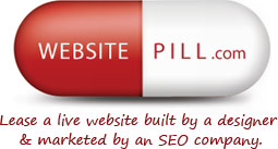 Websitepill - Website Rental & Leasing Services Company