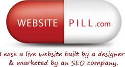 Websitepill - Website Rental & Leasing Services Company