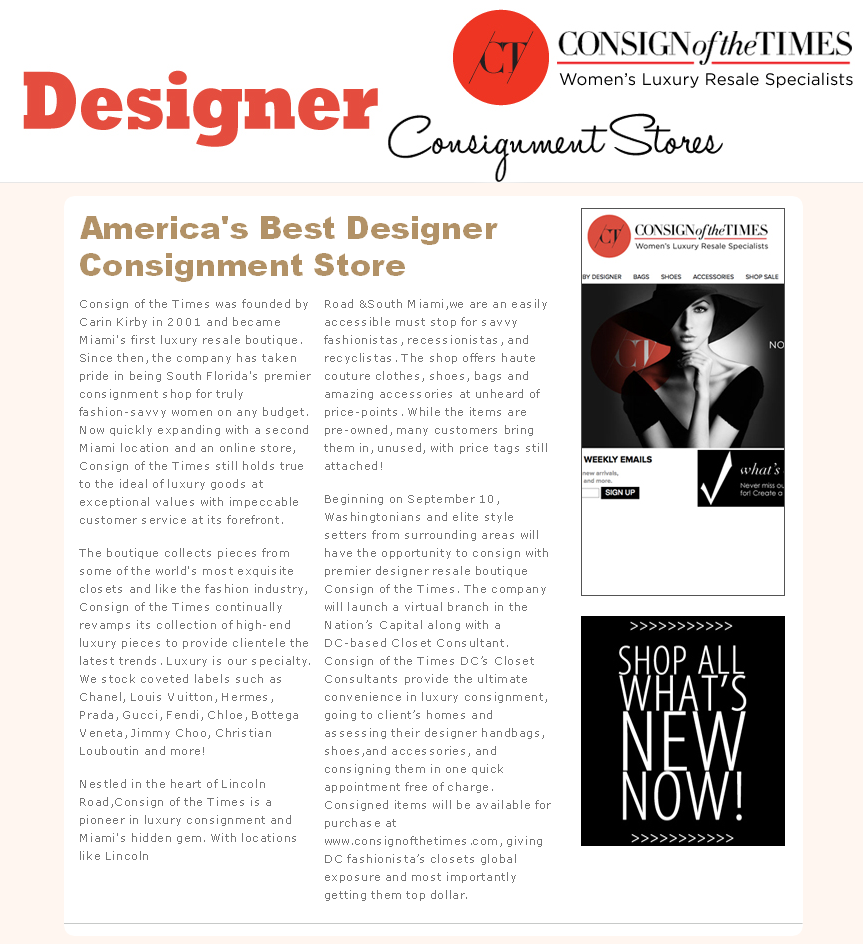 Designer-Consignment-Store